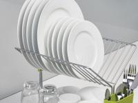 Какие есть виды кухонных посудосушителей?