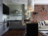 Дизайн кухни-гостиной: красивые интерьеры, идеи ремонта и отделки