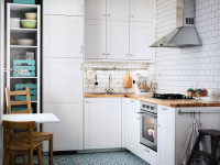 Кухни ИКЕА в интерьере: реальные фото дизайна помещений