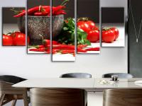 20 картин для кухни в современном стиле