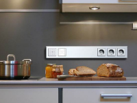Как согласно евростандарту расположить розетки у себя на кухне