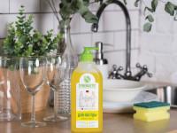 Топ-8 самых эффективных и безопасных моющих средств для посуды
