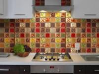 Как правильно выбрать мозаику на кухонный фартук