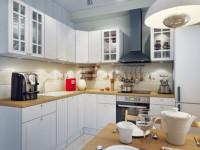 Освещение на кухне: как правильно организовать, советы и рекомендации