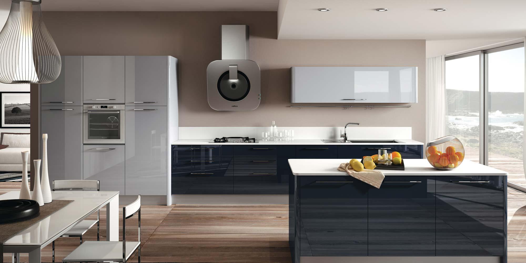 Дизайн кухни минимализм