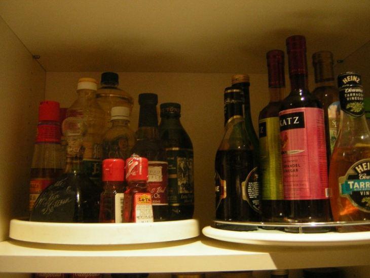 Бутылочницы для кухни размеры
