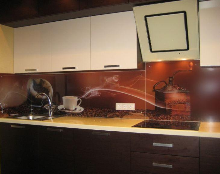 Полотно для кухни фото