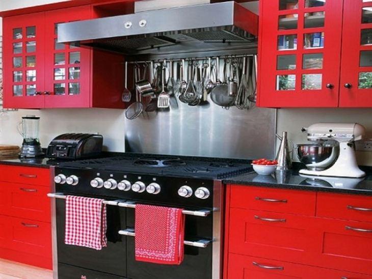 Кухня черная фото дизайн 2018