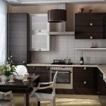 Кухня в доме дизайн интерьер фото