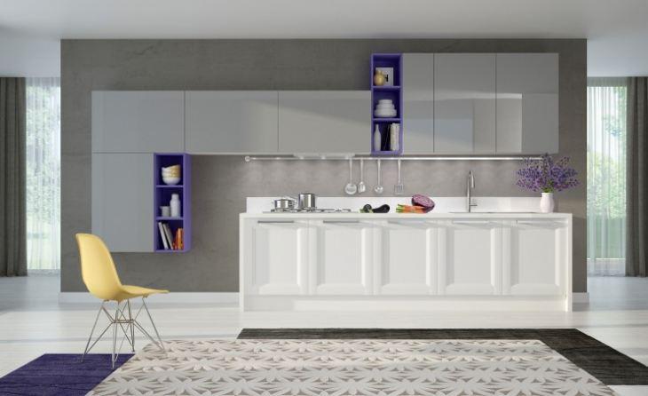 Как обустроить кухню в частном доме