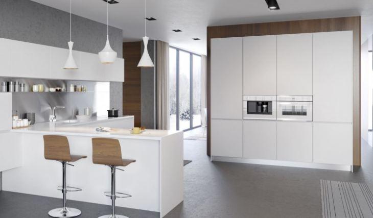 Кухонный гарнитур в частном доме