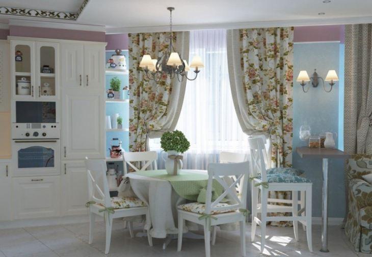Кухни в частном доме фото