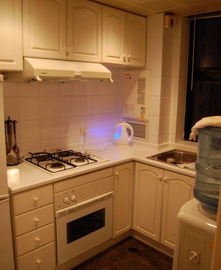 Идеи для кухни 6 кв. м.