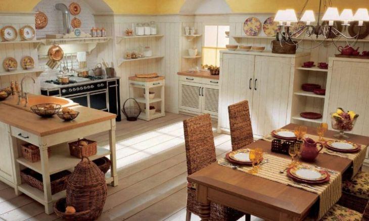 Американские кухни фото