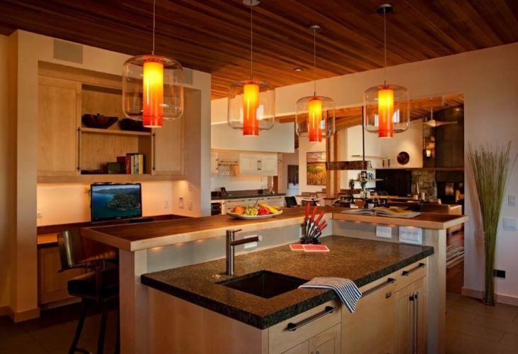 Кухни в Америке дизайн