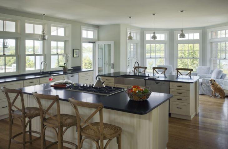 Американская кухня дизайн