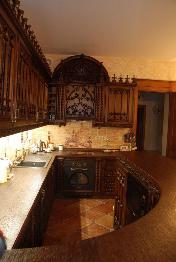 Готическая кухня