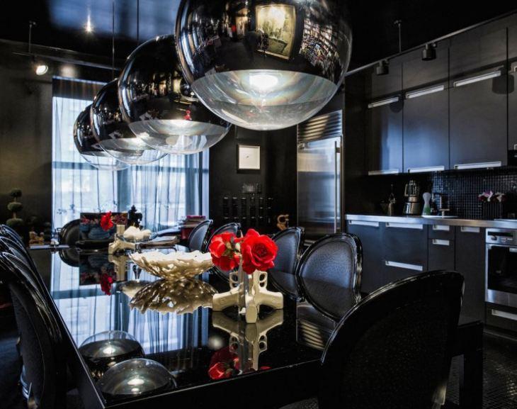 Кухни в стиле готика