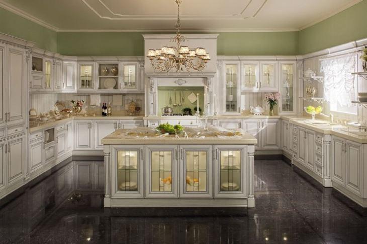 кухня современная классика