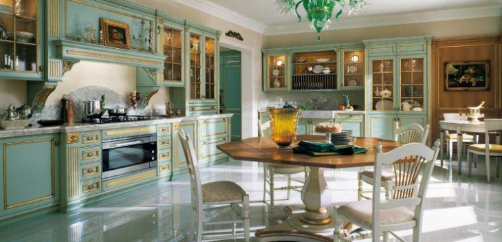 Марокканский стиль на кухне