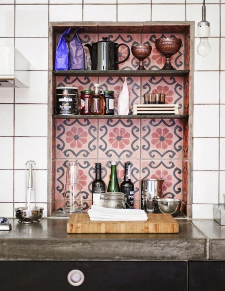 Плитка Марокко в интерьере