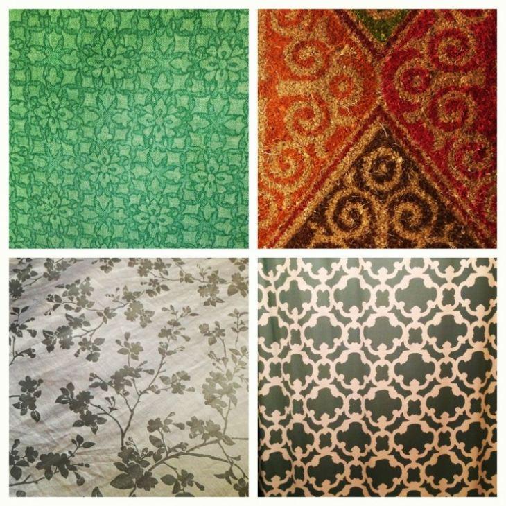 Картины в марокканском стиле
