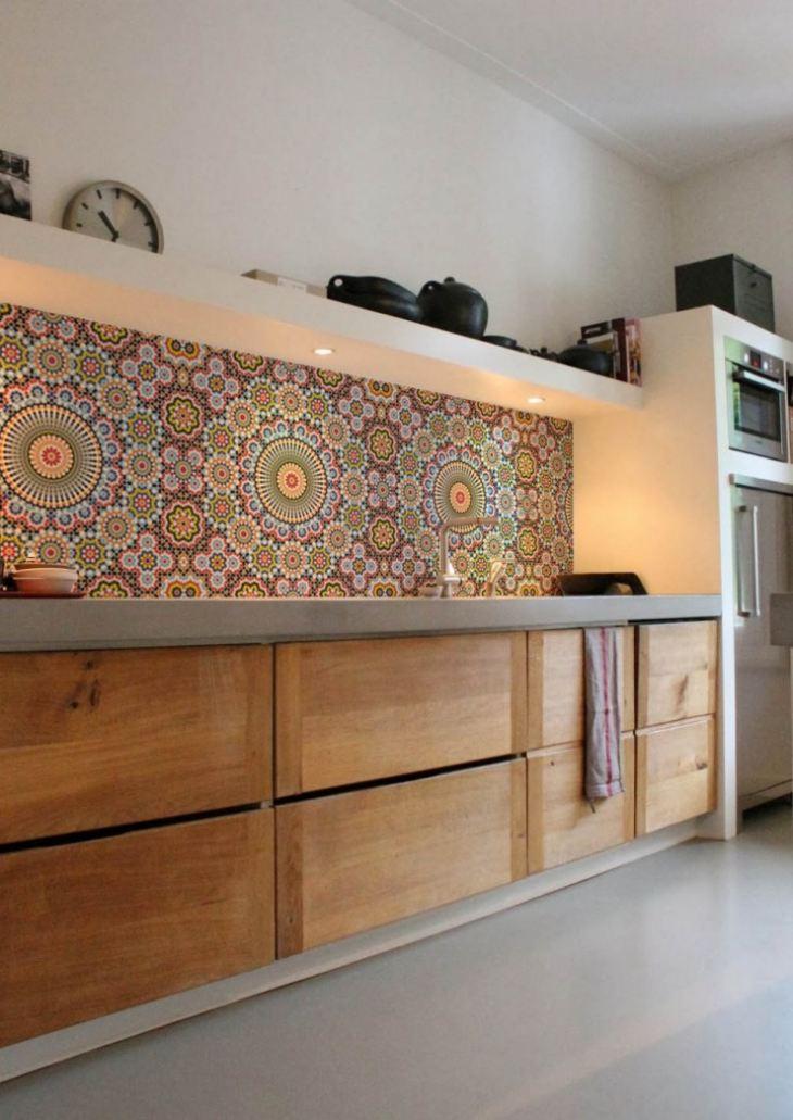 Марокканский стиль плитка