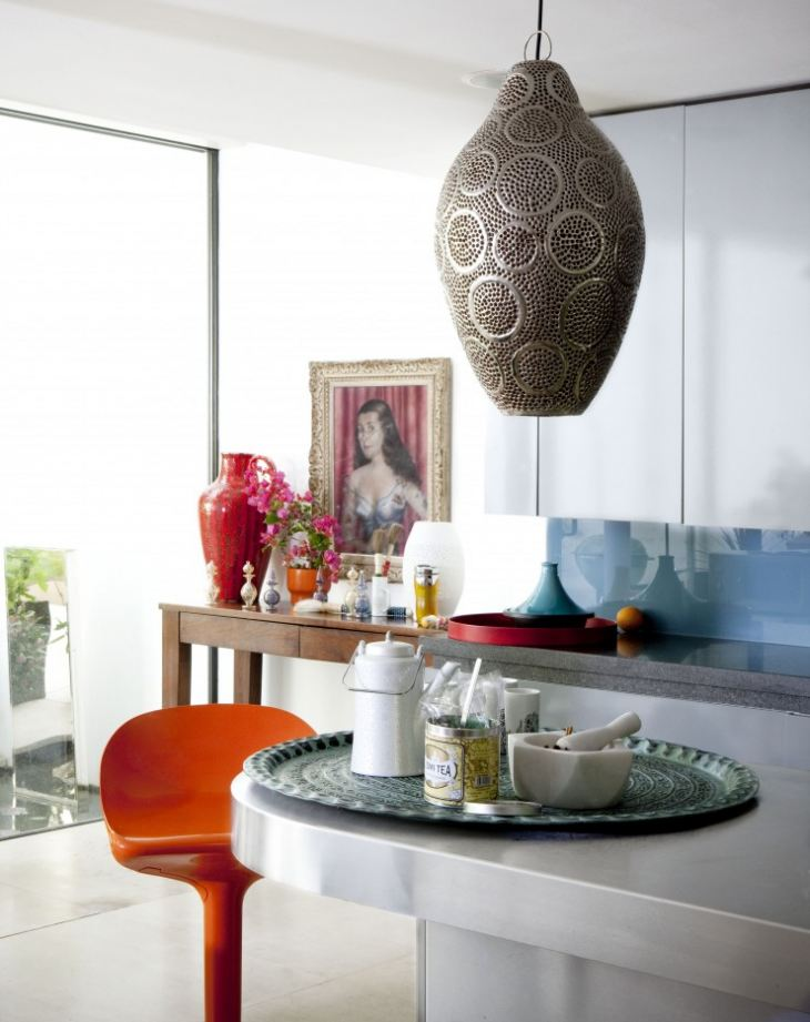 Кухня в мавританском стиле