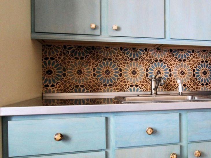 Плитка в марокканском стиле фото