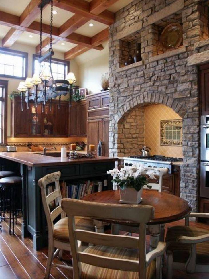 кухня в старинном стиле 77 фото тем для современных