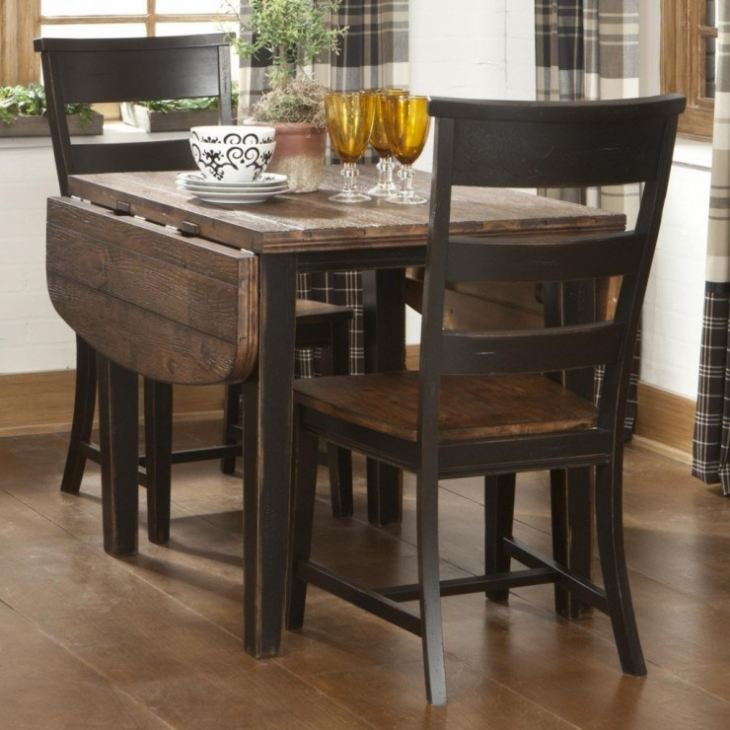 Выдвижные столы для маленькой кухни фото