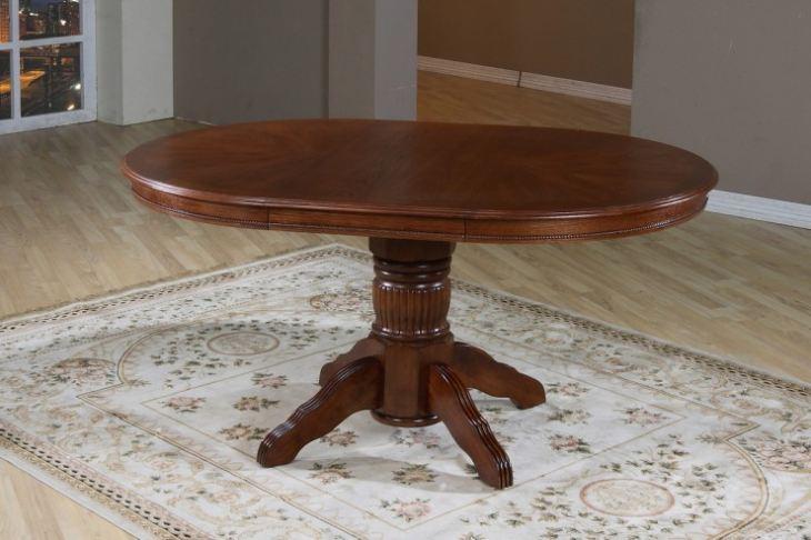 Круглые столы для маленькой кухни фото