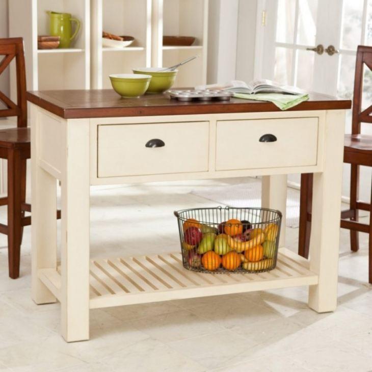 Небольшие кухонные столы для маленькой кухни