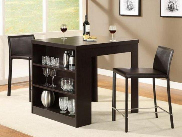 Компактный стол на кухню