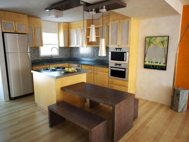 Маленькие столы для кухни