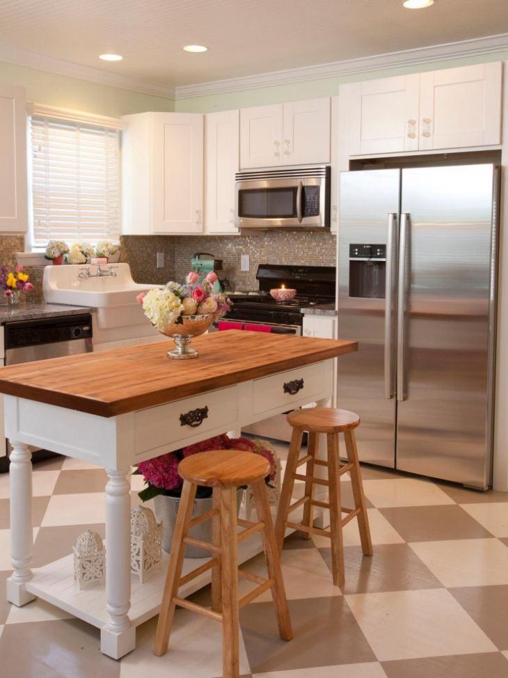 Стол на маленькую кухню