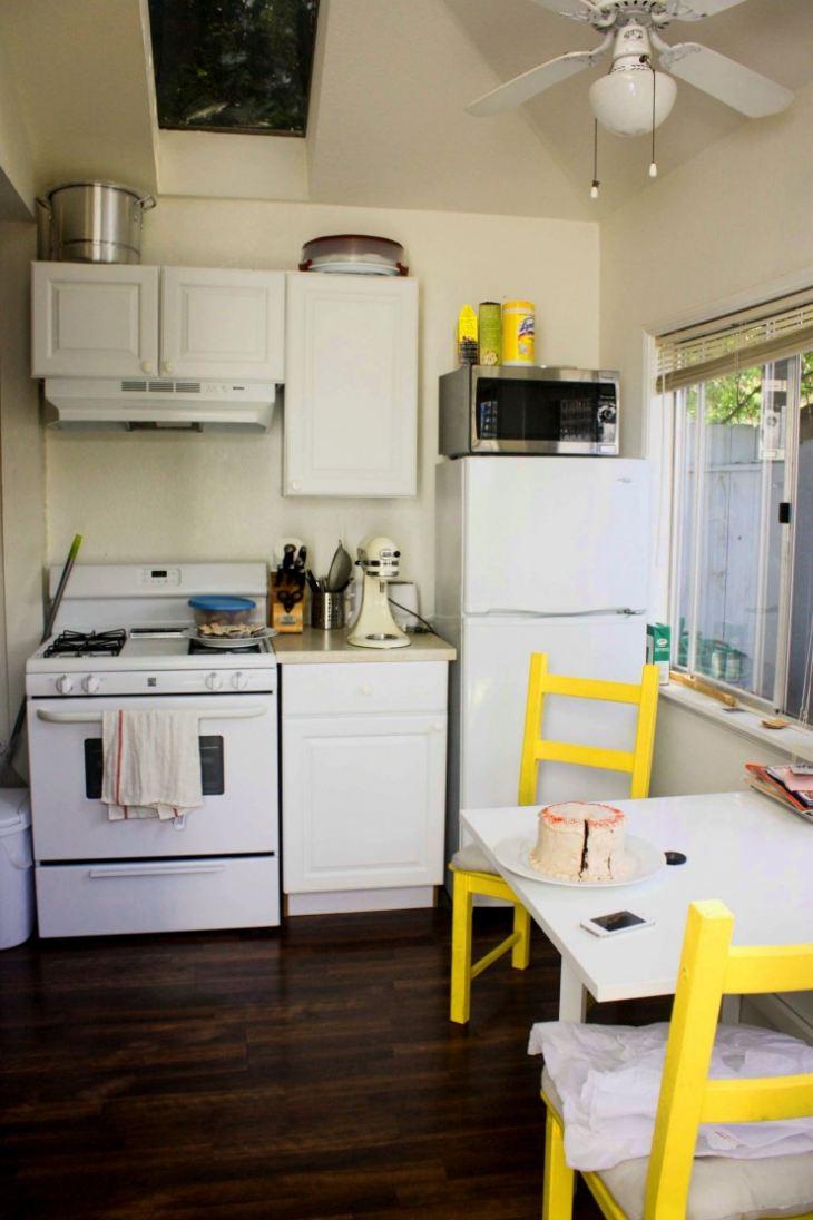 Столики для маленькой кухни фото