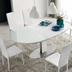 стол на кухню полукруглый