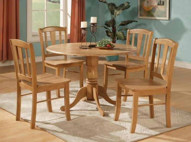 Маленькие круглые столы на кухню