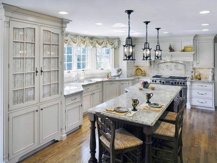 Какой стол поставить в маленькую кухню