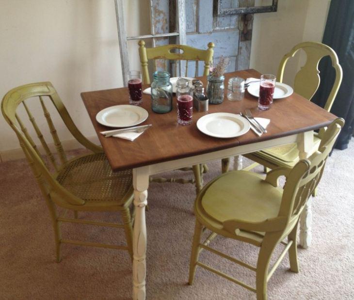 Какой стол для маленькой кухни