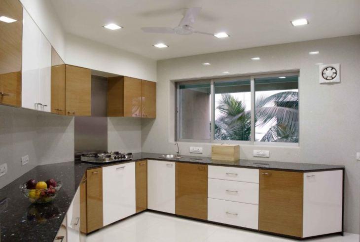 варианты кухонных модулей