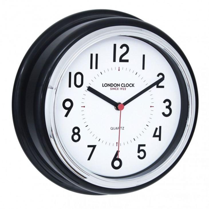 Часы – прибор для контроля времени, что на кухне редко бывает лишним.