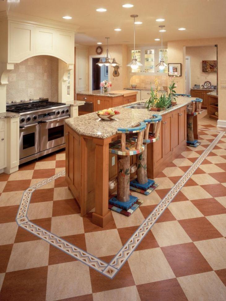 напольное покрытие для кухни что лучше