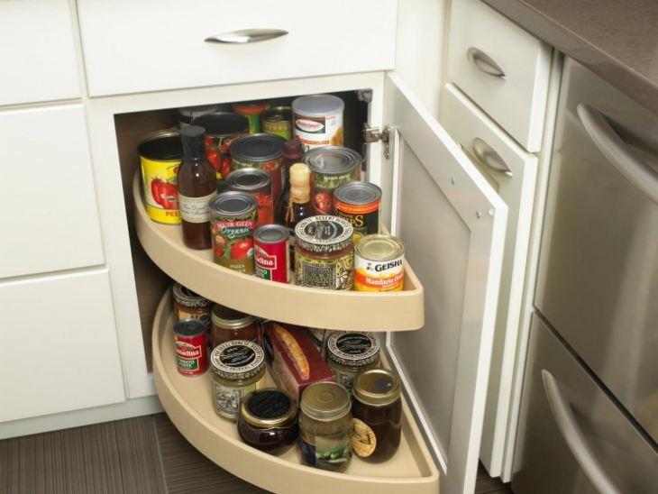 Полки кухонные