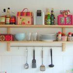 Полочка для кухни своими руками