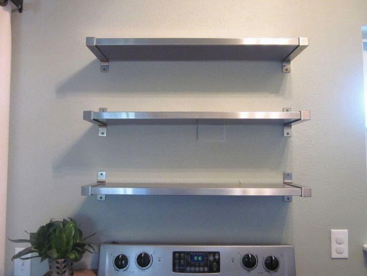Кухонные полочки своими руками