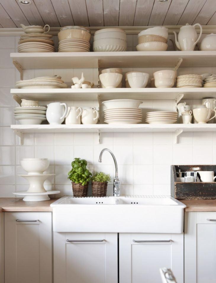 Полочки для кухни своими руками фото