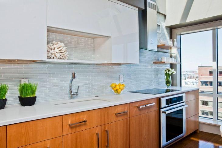 Дизайн стен кухни фото