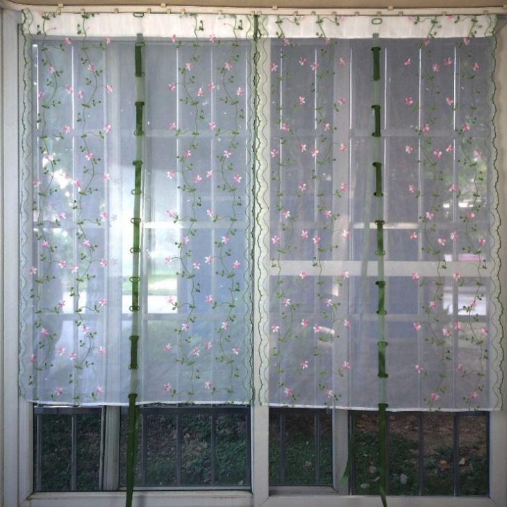 тюль на окно